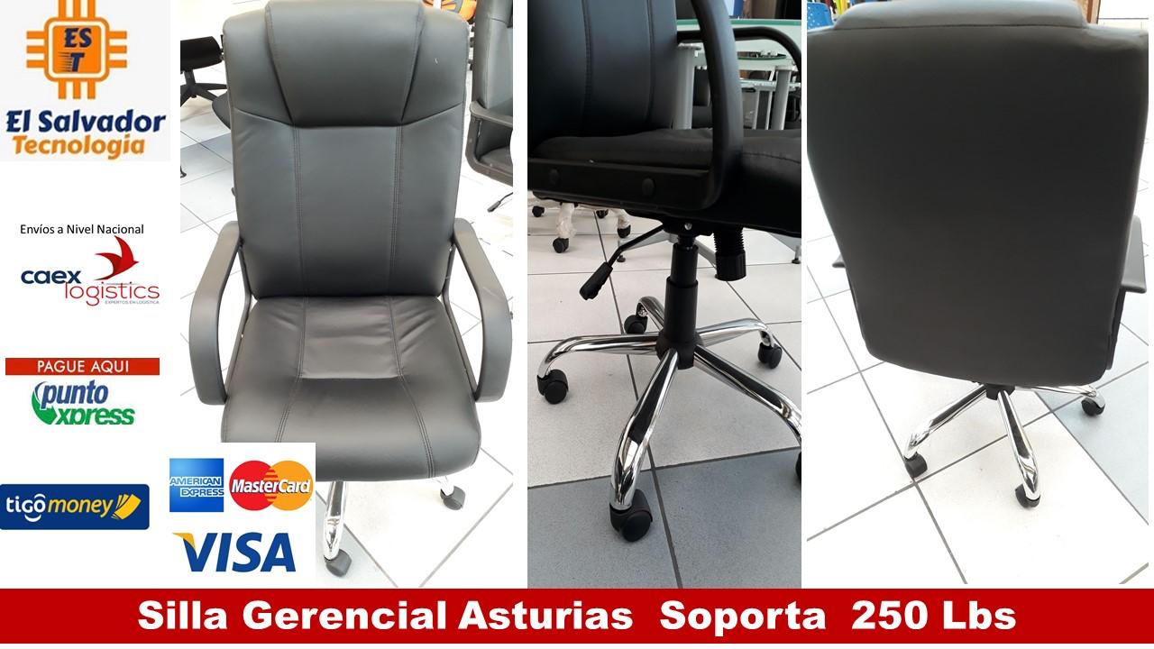 De Asturias125 Salvador Silla 00 Ejecutivas Oficina Cuero El nP0wOk
