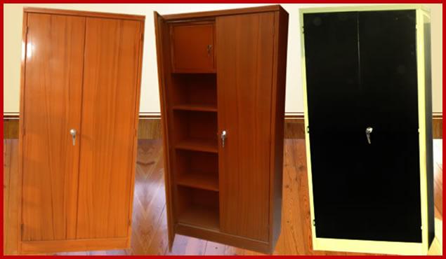 4 armarios de oficina zeus hechos a la medida el for Precios de muebles para oficina