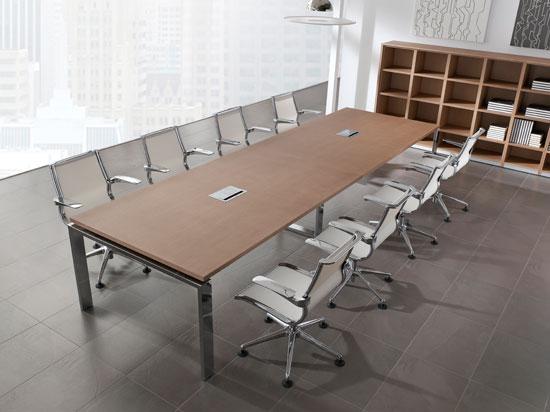 Mesas de Reunión y Conferencia para Oficina Zeus a la Medida